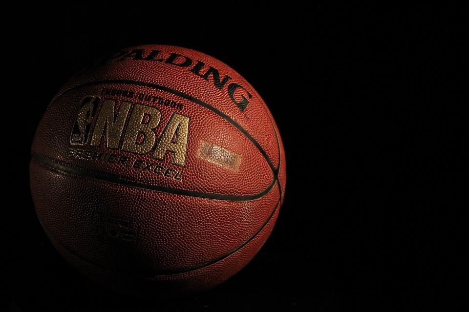 バスケット ボール スポルディング ボール スポーツ ゲーム ラウンド 再生 Nba