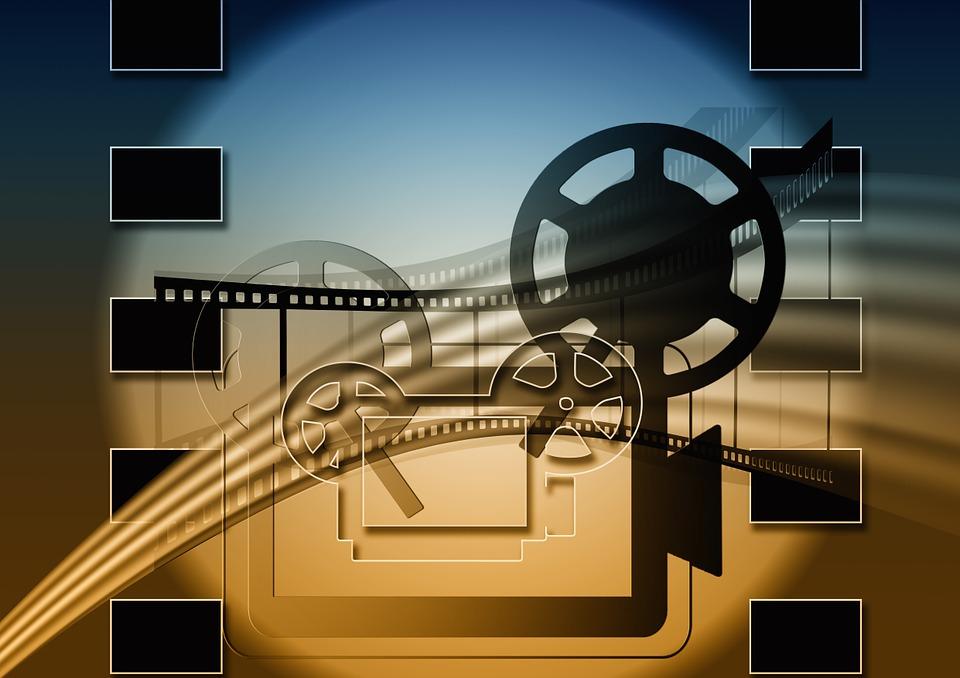 映画 プロジェクター 映画の映写機 シネマ デモ フィルム ストリップ 黒 ビデオ アナログ